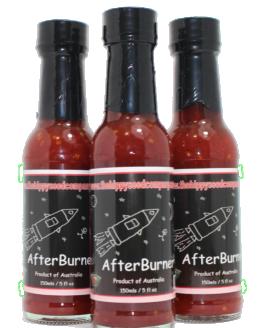 AfterBurner Hot Sauce