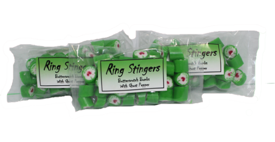 Ring Stingers Butterscotch Bombs
