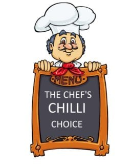 The Chef's Chilli Choice