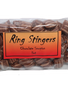 Ring Stingers Chocolate Scorpion