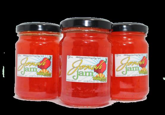 Jonah Chilli Jam
