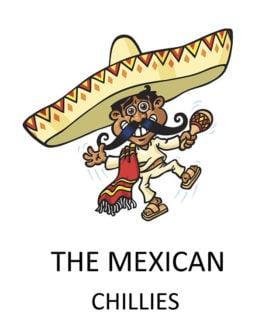 The Mexican Chillies » The Mexican Chillies