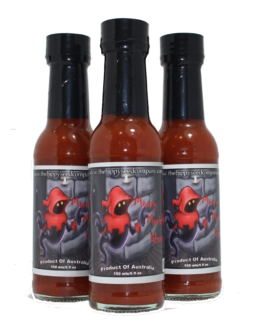 Morry Morich Ghost Sauce