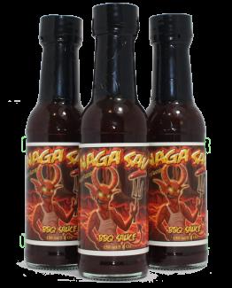 NagaSav BBQ Hot Sauce