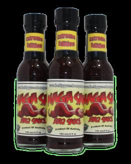 Extreme NagaSav Hot Sauce