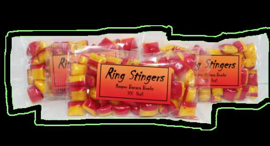 Ring Stingers Reaper Bombs