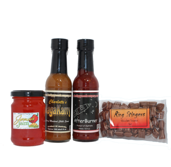 The Gourmet Chilli Pack