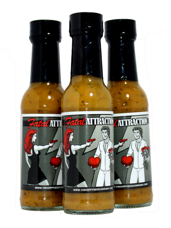 Fatal Attraction Hot Sauce