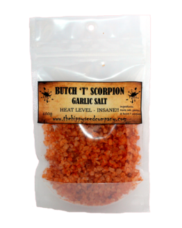 Butch T Scorpion & Garlic Salt
