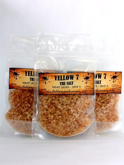 Yellow 7 the Salt