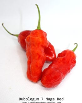 Bubblegum 7 Naga Red